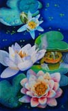 'My kingdom', Artur Dashko, 14 years, (teacher V.N.Metelkina), Kremennaya
